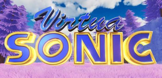 'Virtua Sonic' Fan Experience Brings Sonic the Hedgehog to VR – Road to VR