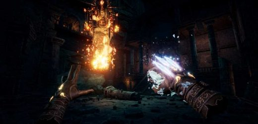 The Wizards: Dark Times Review – Action-Packed Magical RPG Adventure