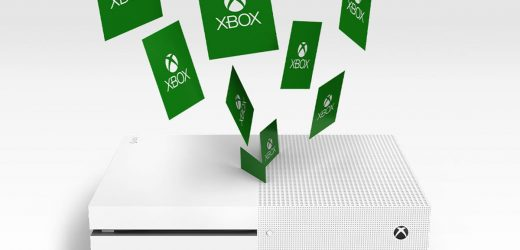 Xbox console bundles ditch 25-digit codes for something easier