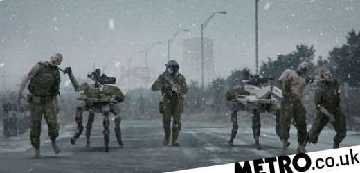 Call Of Duty: Modern Warfare Zombies mode revealed in new artwork