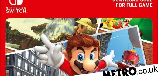 Nintendo stops shops from selling Switch digital download codes in Europe