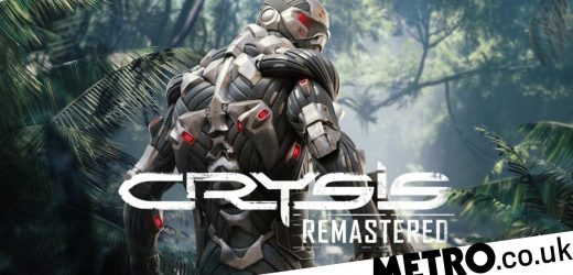 Crysis Remastered on Switch looks a lot better than you'd expect in new trailer