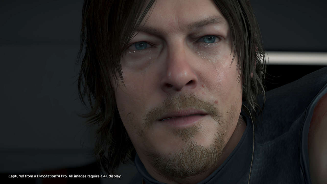 Death Stranding Modder Confirms You Can't See Norman Reedus' Penis
