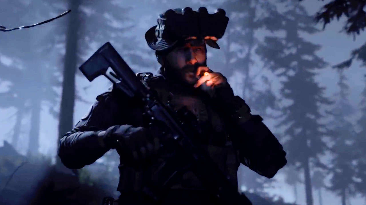"Call Of Duty: Modern Warfare Removes ""OK Sign"" Gesture"