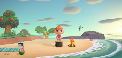 Animal Crossing's First Summer Update Is Out Now