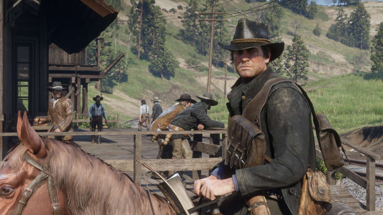 Red Dead Redemption 2 Cut Content–Actors Reveal What Didn't Make It Through