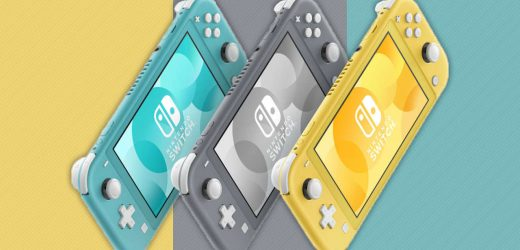 Where To Get A Nintendo Switch Lite: Gray In Stock At Target