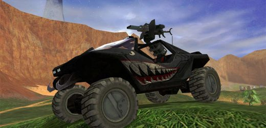 Halo: CE Getting Weapon And Vehicle Skins For The First Time In 19 Years