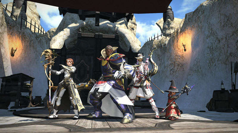Final Fantasy 14's Delayed 5.3 Update Releases Next Month