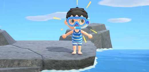 How To Swim In Animal Crossing: New Horizons