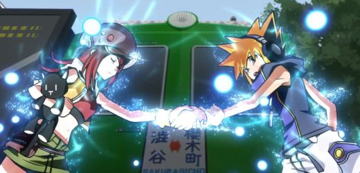 The World Ends With You Anime Will Premiere Next Year, Here's The First Trailer