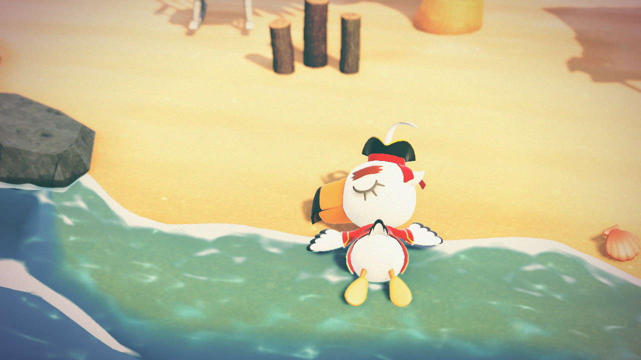 Animal Crossing Gullivarrr Guide – All Pirate Items In New Horizons