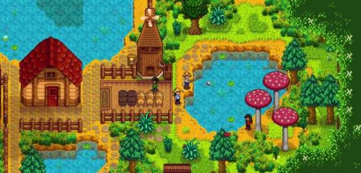 Stardew Valley Update 1.5 Will Add Free End-Game Content