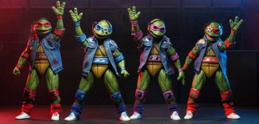 The Only Teenage Mutant Ninja Turtles Toys That Matter Are Finally Being Made By NECA