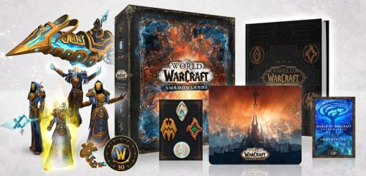World Of Warcraft: Shadowlands Collector's Edition Pre-Orders Available