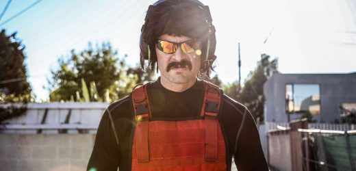 Dr. Disrespect Might Seek Legal Action Against Twitch After His Ban