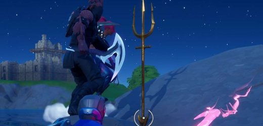 Fortnite Guide: How To Get Your Hands On Aquaman's Famous Trident At Coral Cove