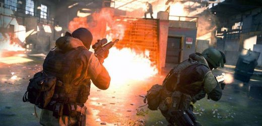 """Call Of Duty 2020 May Be Hiding In Activision's """"Red Door"""" Game Listing"""