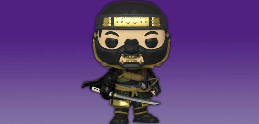 Ghost Of Tsushima Collectibles: Funko Pop, Action Figure, Statue And More