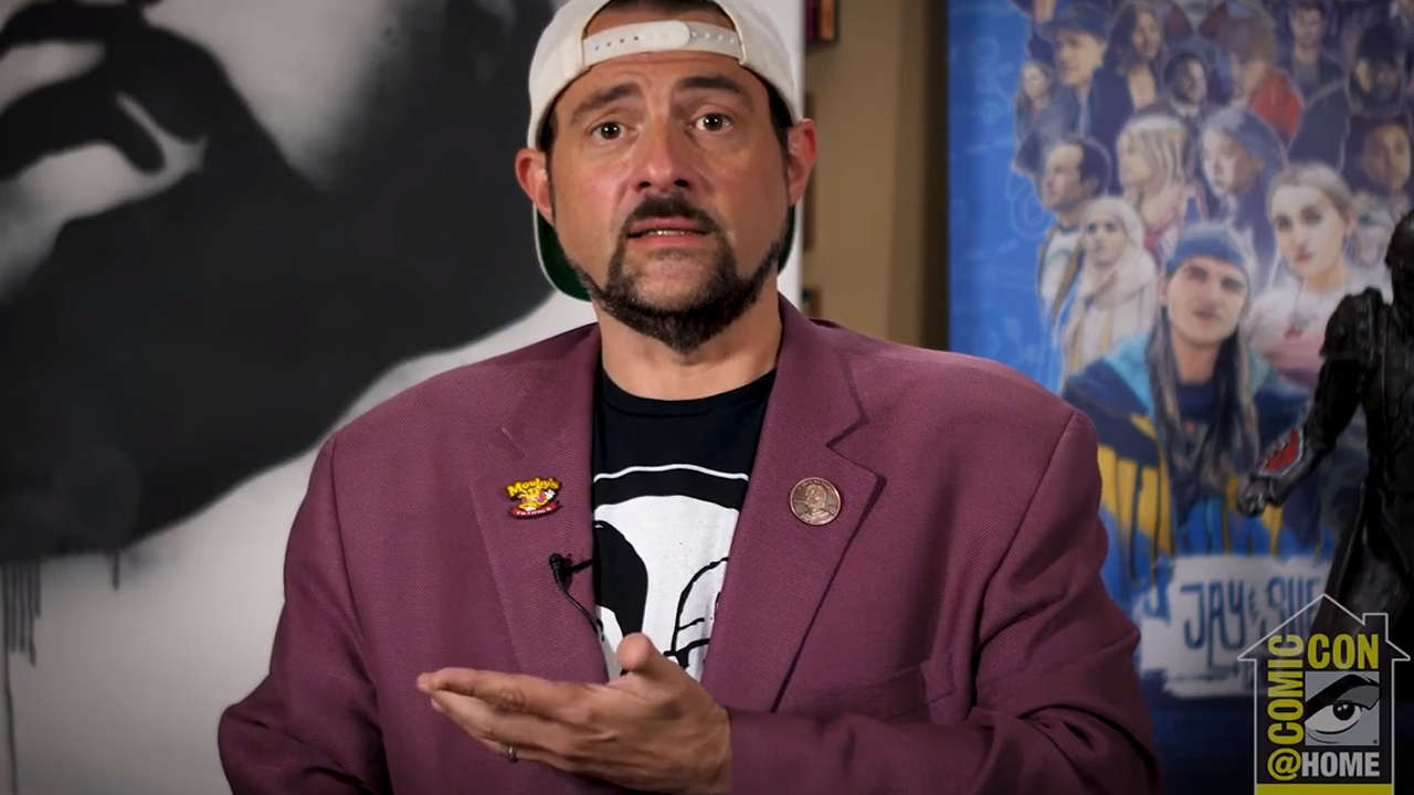 Comic-Con: Here's How Many Times Kevin Smith Was Bleeped During His Panel
