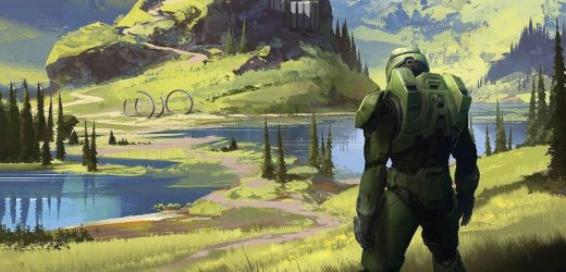 Halo Infinite Art Book Available To Pre-Order Now