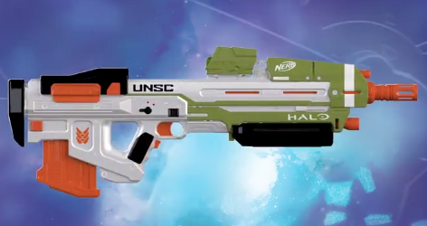 Halo Infinite Nerf Gun Comes With In-Game DLC