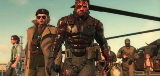 A Bunch Of Metal Gear Solid Soundtracks Are Now Available On Spotify
