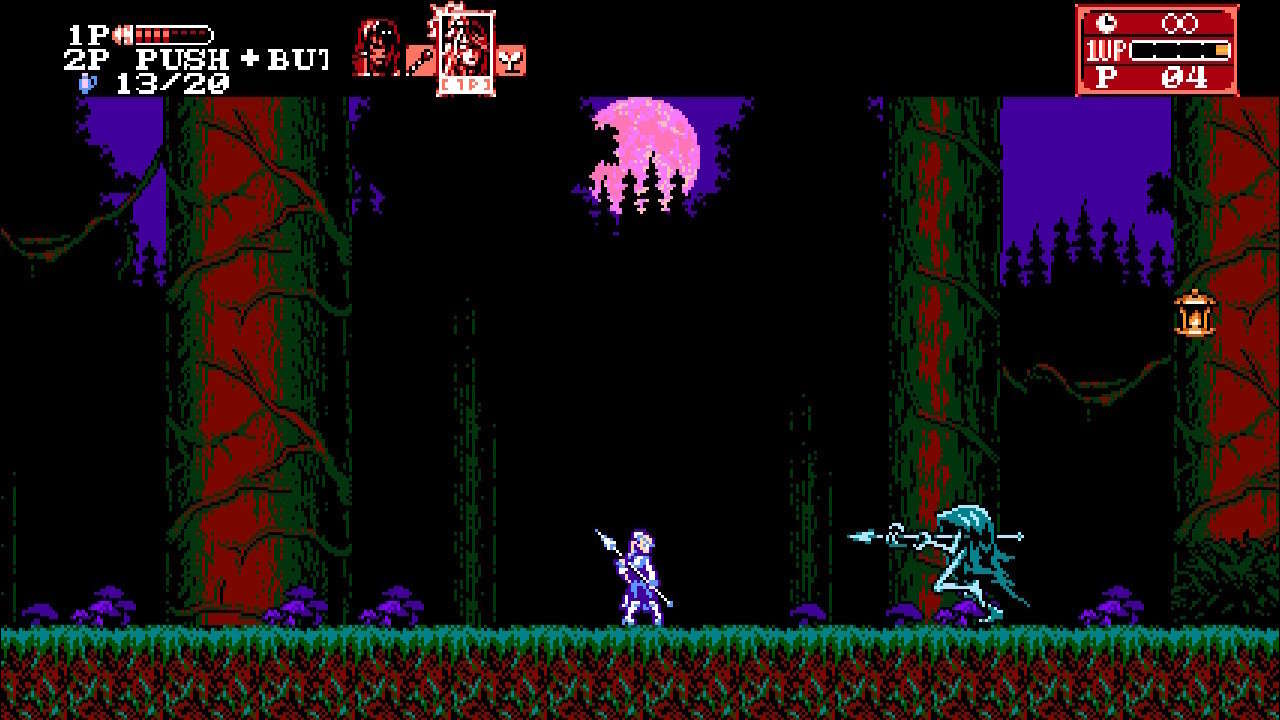 Bloodstained: Curse of the Moon 2 Update 1.3.1 Adds New Difficulty, Fixes Nasty Bug