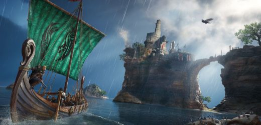 Assassin's Creed Valhalla footage appears to have leaked