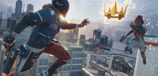 Ubisoft's new battle royale game is for the looters, not the shooters