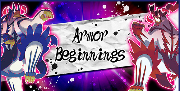Armor Beginnings online competition announced for Pokémon