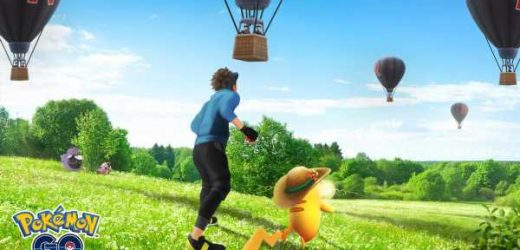 Pokémon Go's Team Rocket will come harass you by hot air balloon now