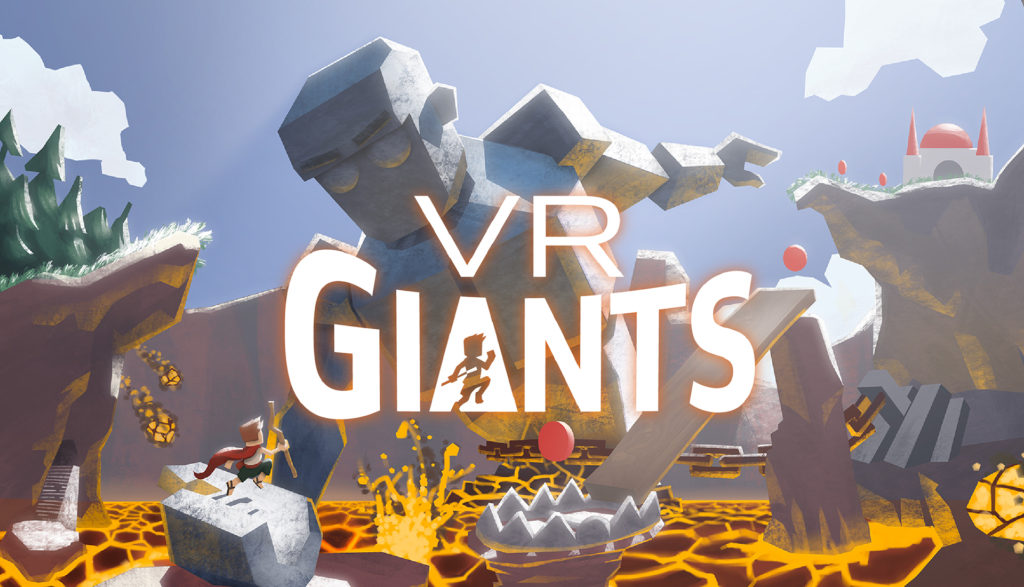 Co-op Puzzle-Platformer VR Giants to Launch Kickstarter Next Week