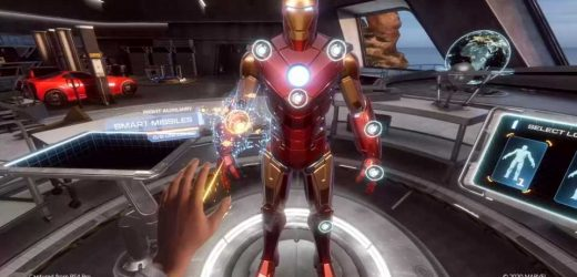 'Iron Man VR' Launch Trailer Shows Off Action-packed Gameplay & Story – Road to VR