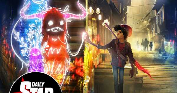 Concrete Genie Review: A triumph that'll sweep you away painting the town red