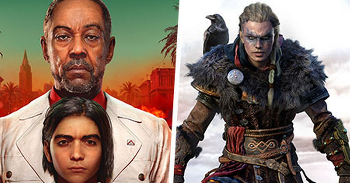 Ubisoft Forward – Watch every trailer from the showcase