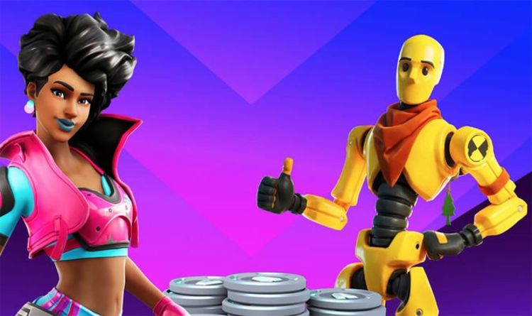 Fortnite Mega Drop discounts explained: How to save 20% when buying V-Bucks