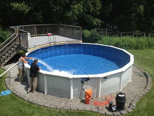 6 Tips for Choosing the Best Above-Ground Pool