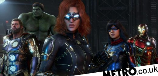 Games Inbox: What do you think of Marvel's Avengers?