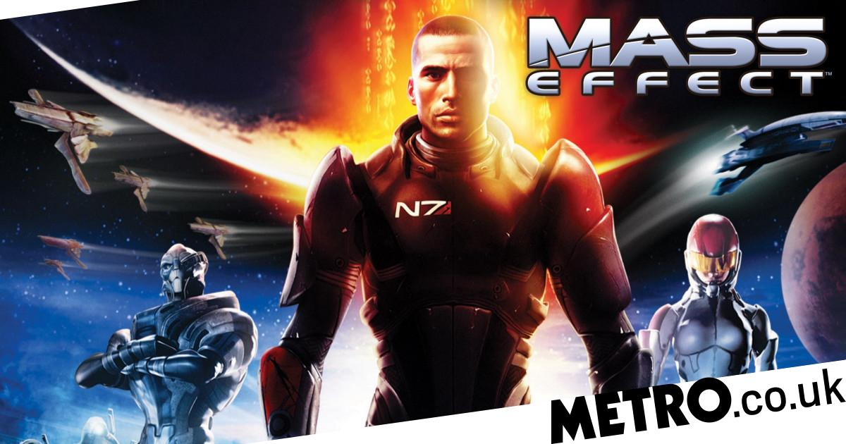 Mass Effect Remaster release date is October and it's already been pre-ordered