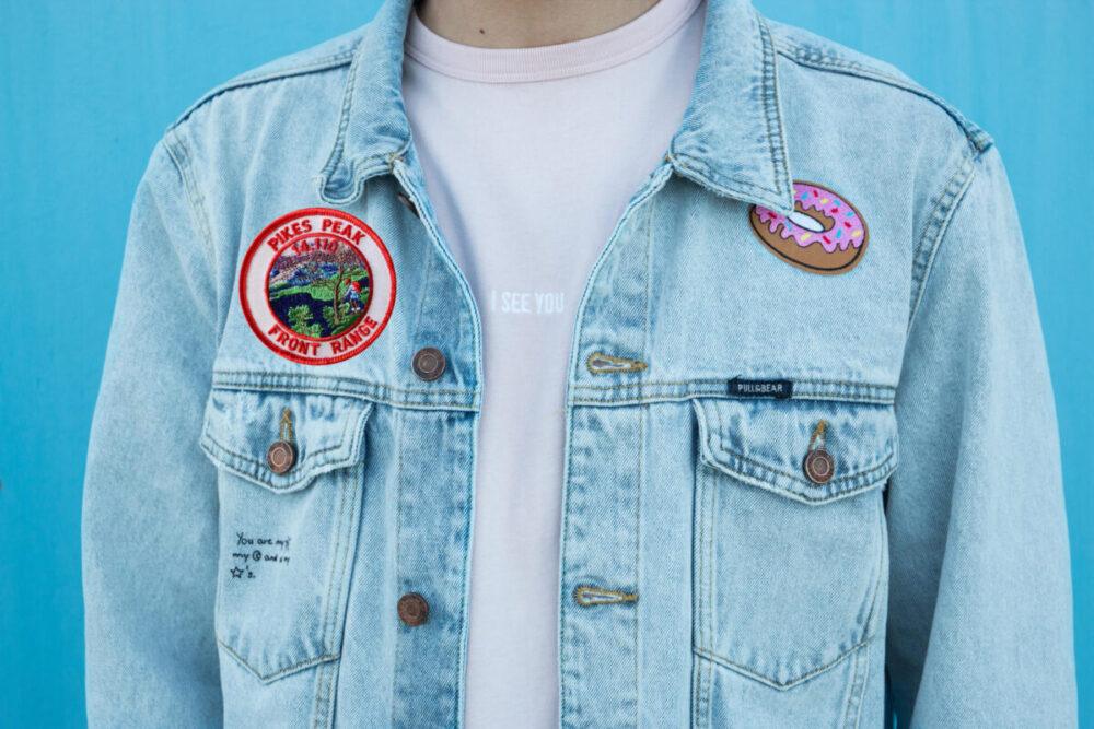 6 Cool Ways to Wear Patches on Your Jacket