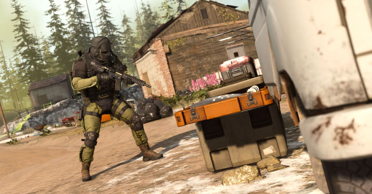 Call of Duty: Warzone is giving away in-game rewards to Twitch viewers