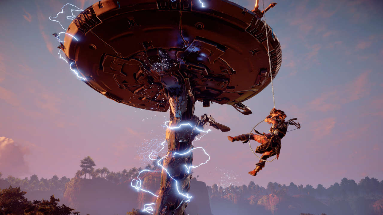 Horizon Zero Dawn PC Patch Fixes Baby Aloy Bug And More