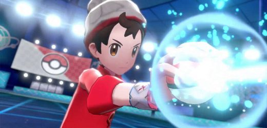 Pokemon Sword And Shield Freebie Available This Month At GameStop