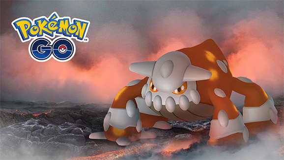 Pokemon Go Heatran Raid Guide: Best Counters, Weaknesses, And How To Catch Tips