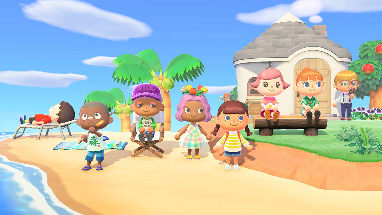 New Animal Crossing Summer Items Available For A Limited Time