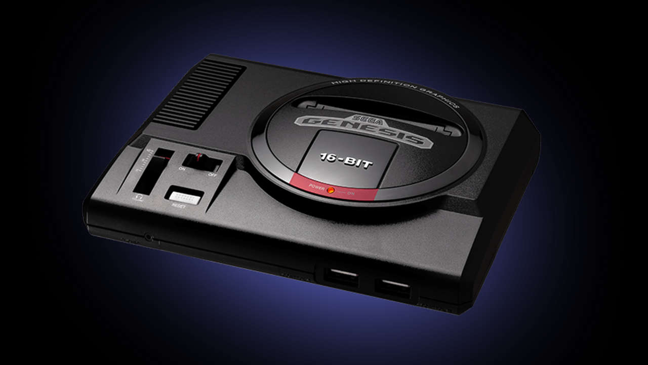 Sega Genesis Mini Is Only $50 Right Now