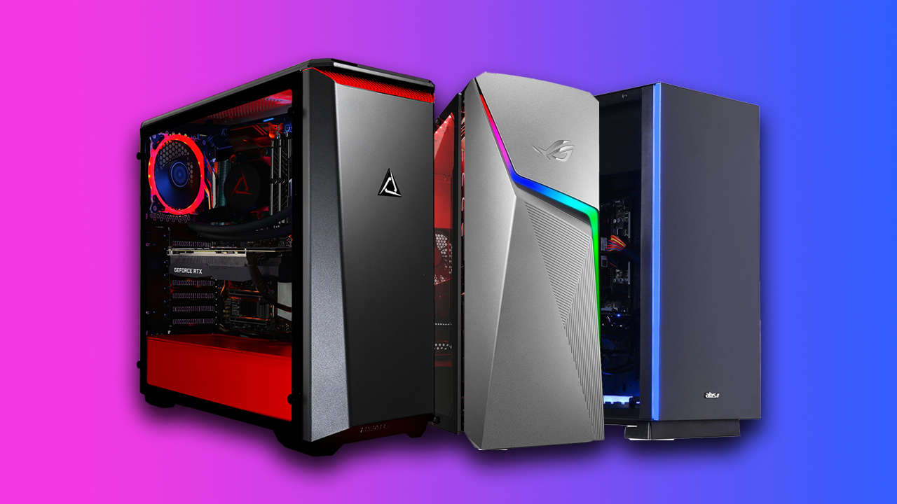 The Best Pre-Built Gaming PCs You Can Get (August 2020): Computers For All Price Ranges