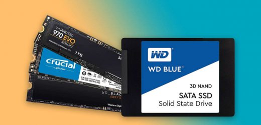 The Best SSDs You Can Get Right Now (2020): SATA, M.2., And NVMe Drives