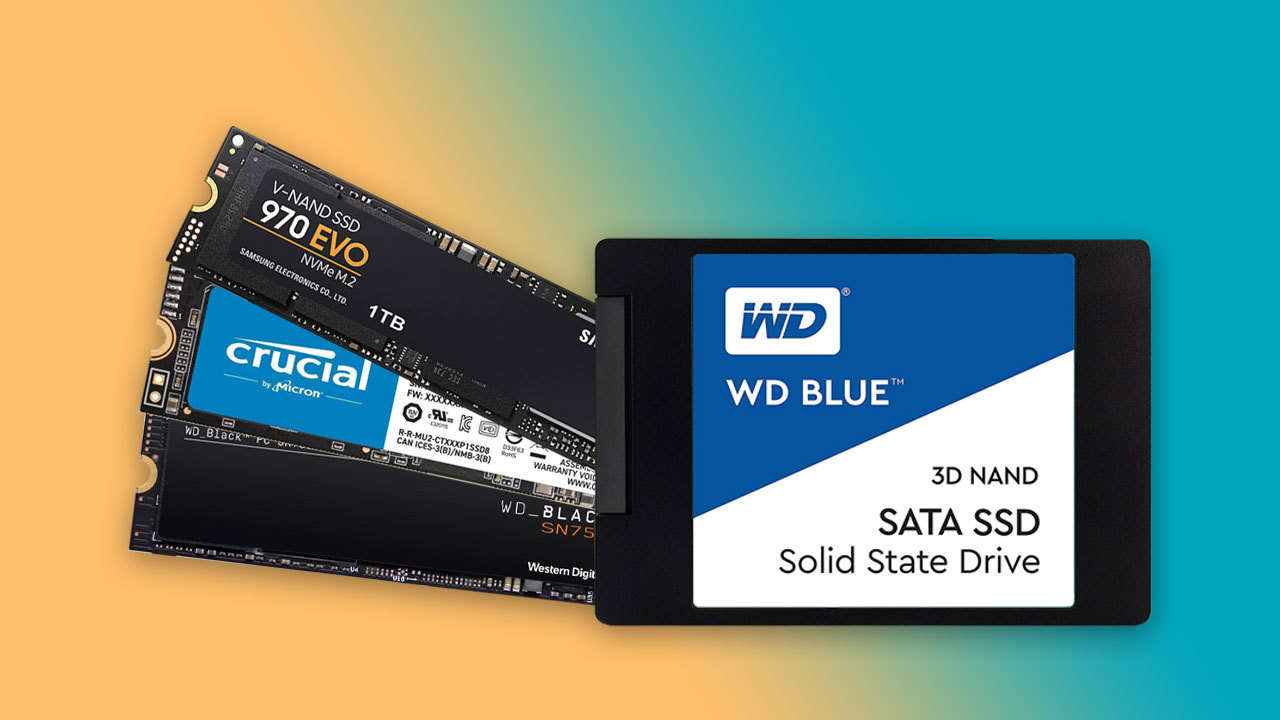 The Best SSDs You Can Buy Right Now (2020): SATA, M.2., And NVMe Drives